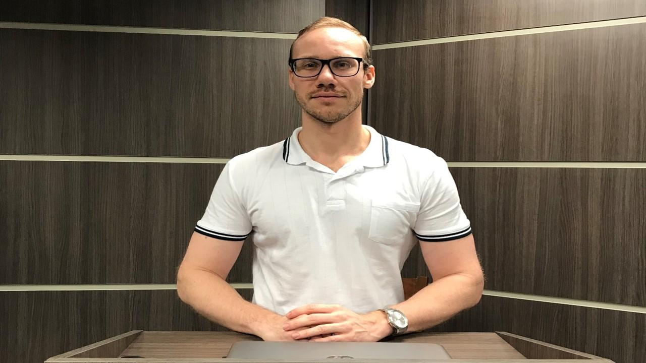 Diego Carvalho Locatelli - Juiz RS