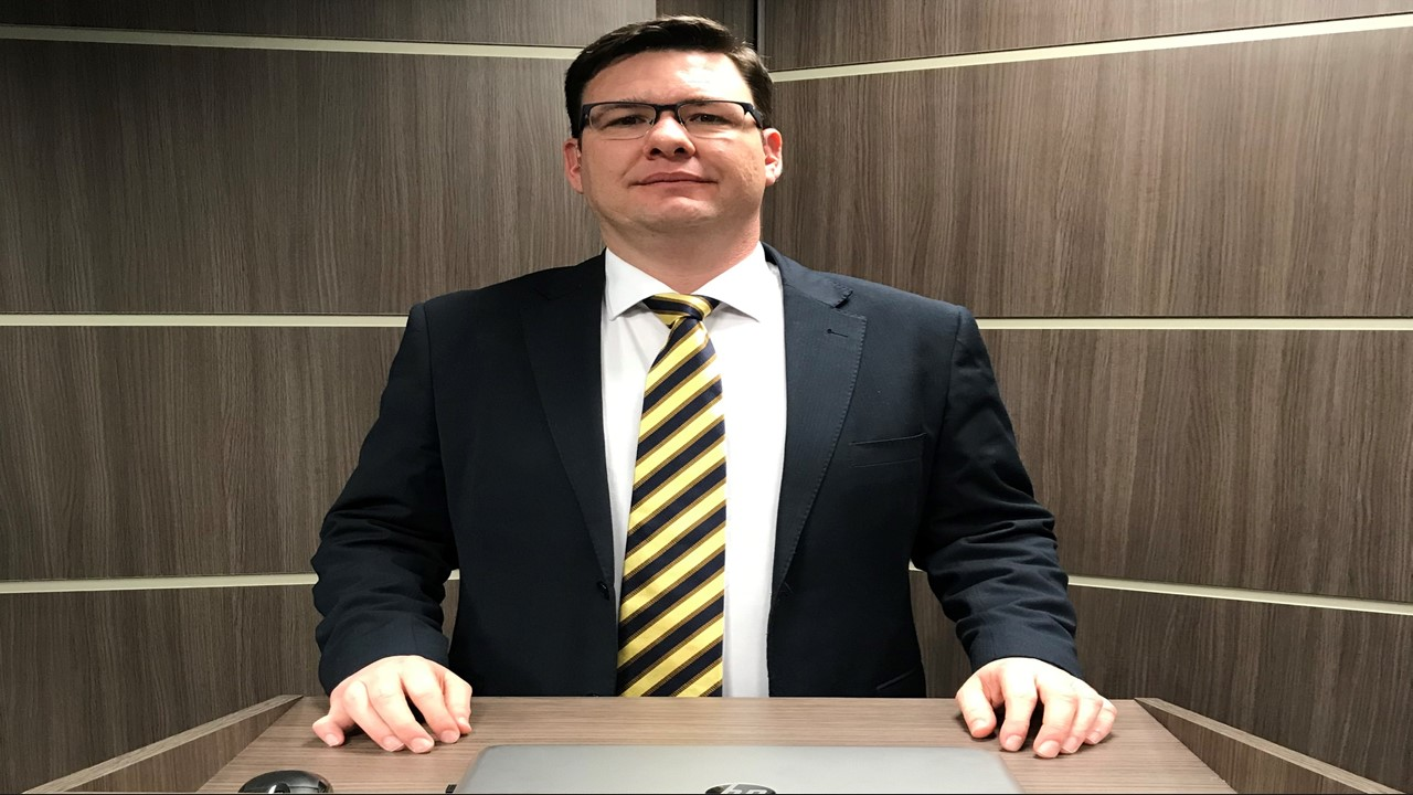 Tomás Silveira Martins Hartmann - Juiz RS